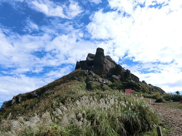 爬山|基隆茶壺山,山海一色的絕美風景