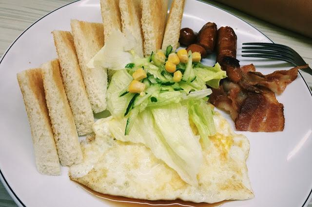 【台北土包子食記】板橋清新風格好吃早餐店,朋啾Bonjour早餐屋