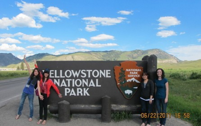 打工旅遊 黃石國家公園YellowStone National Park,花費/食宿/工作內容一覽表
