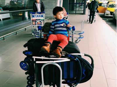 【釜山四天三夜】原來帶小孩搭乘廉價航空也不難!