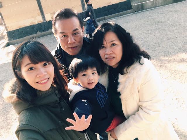 【大阪四天三夜】家庭小旅行簡易行程總覽&傳送門