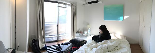 東京住宿|推薦新宿歌舞伎町Airbnb,房間採光超好!清新小屋適合兩人住宿(已停止出租)