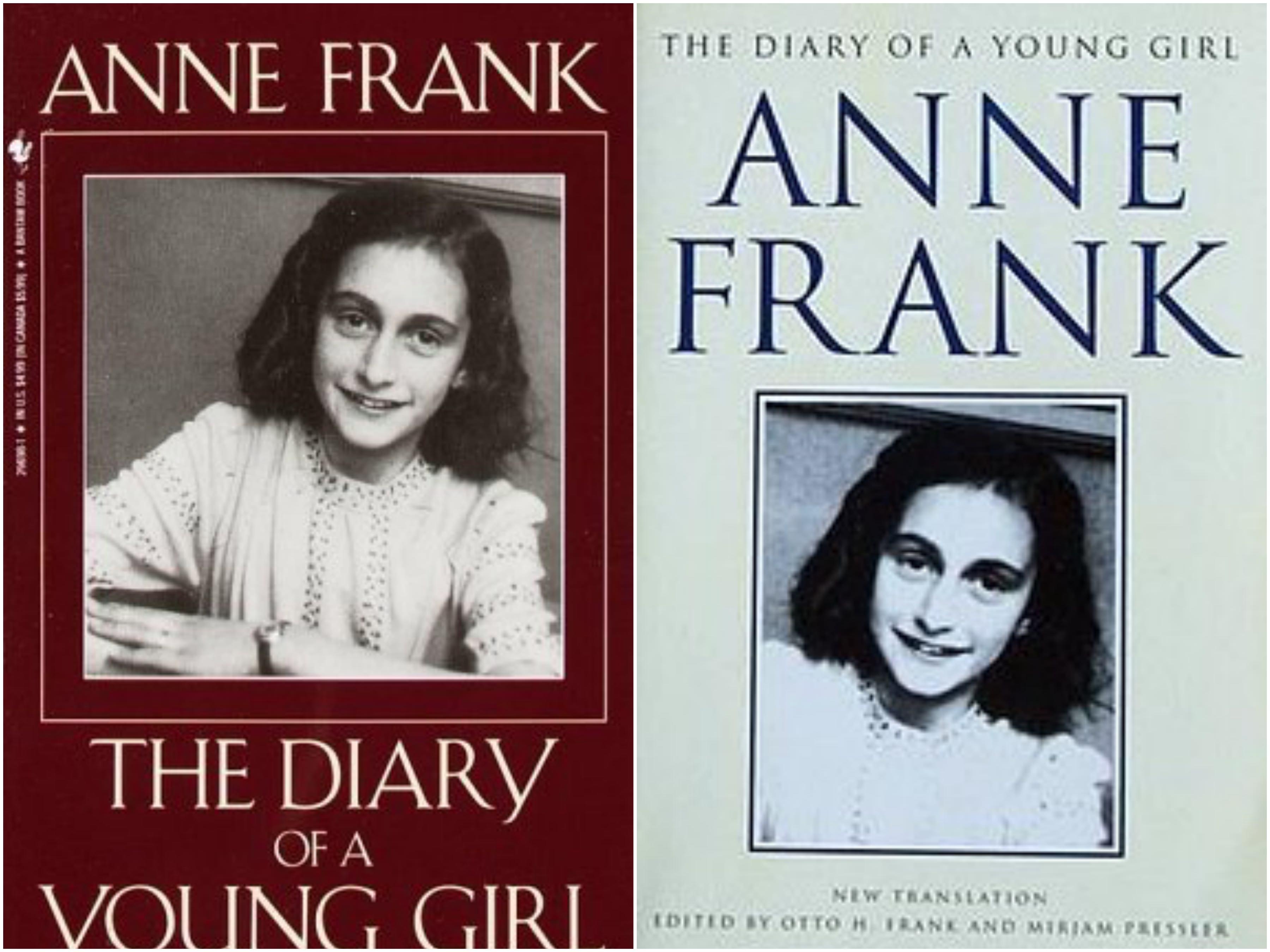 好書推薦 安妮的日記