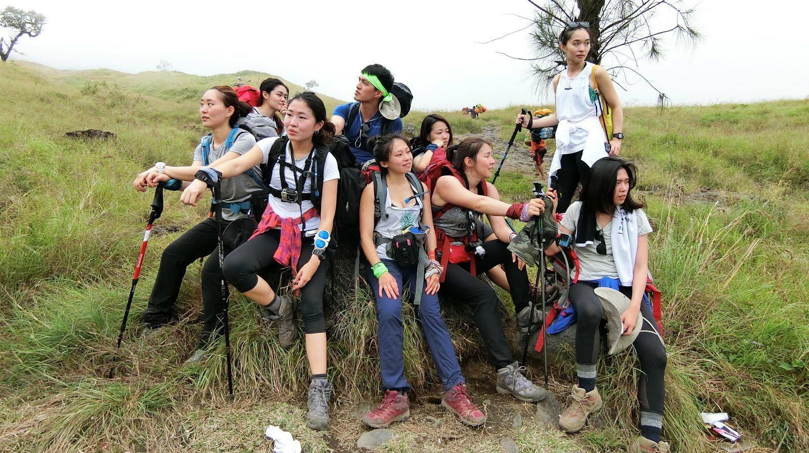 印尼爬山行(2)|龍目島RINJANI火山三天兩夜登頂行 – 崩潰的第一天