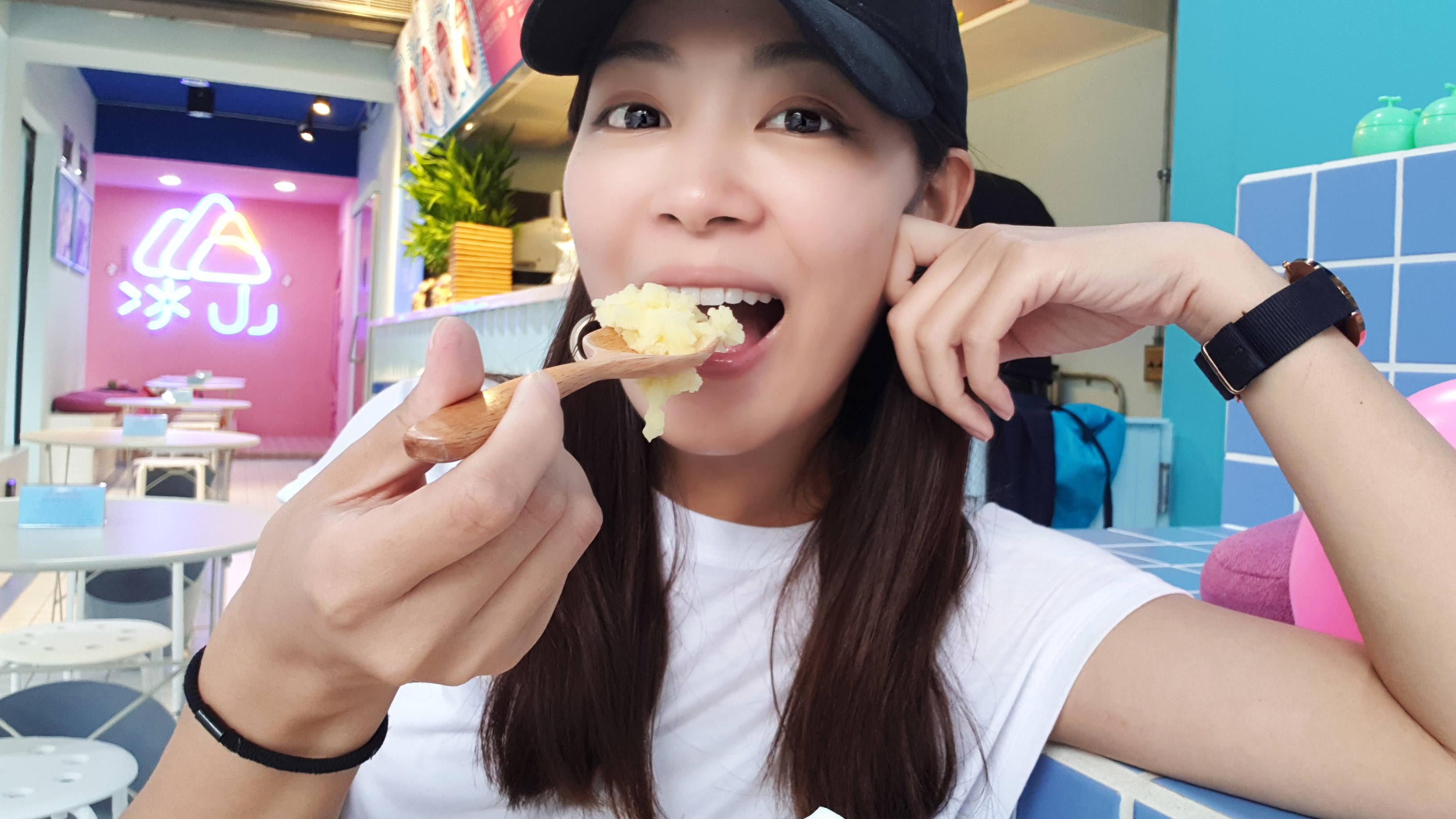 台北美食|松江南京冰火美食一次吃!超道地泰式老麵攤+網美冰店冰山