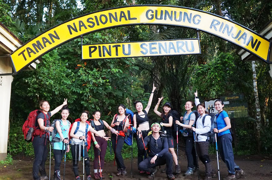 印尼爬山行(4)|龍目島RINJANI火山三天兩夜登頂行 – 第三天最後衝刺,好吃的印尼炒麵和瘋狂雨林
